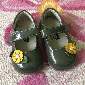 See Kai Run toddler girl Mary Janes